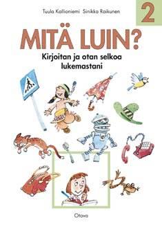 Mitä luin? 2