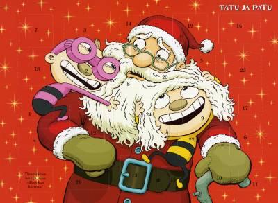 Tatun ja Patun joulukalenteri