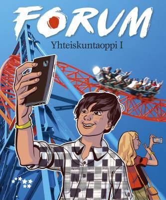 Forum yhteiskuntaoppi I