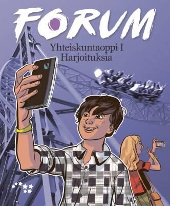 Forum yhteiskuntaoppi I Harjoituksia
