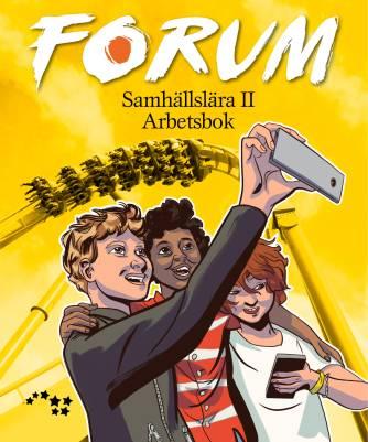 Forum Samhällslära Arbetsbok II