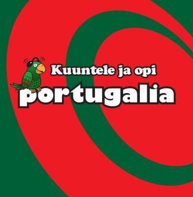 Kuuntele ja opi portugalia USB-tikku