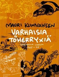 Mauri Kunnaksen varhaisia töherryxiä