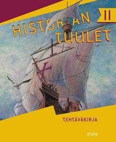 Historian tuulet II tehtäväkirja
