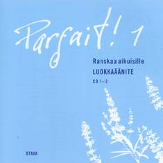 Parfait! 1  Luokkaäänite CD 1-2