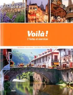 Voilà! 2 Textes et Exercices uudistettu laitos