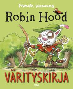 Robin Hood -värityskirja