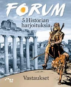 Forum 5 historian harjoituksia vastaukset (VJ)
