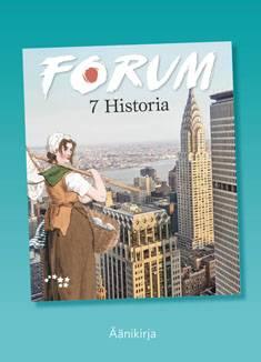 Forum 7 Äänikirja