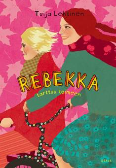 Rebekka tarttuu toimeen