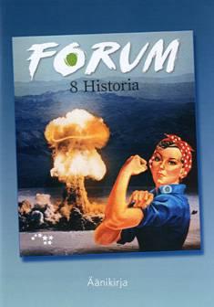 Forum 8 äänikirja