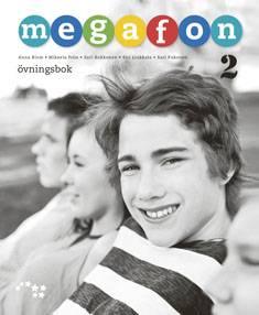 Megafon 2 övningsbok