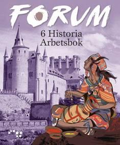 Forum 6 historia arbetsbok