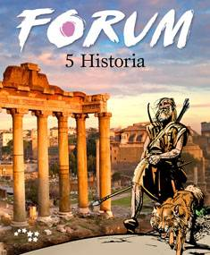 Forum 5 historia lärobok