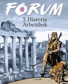 Forum 5 historia arbetsbok