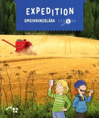 Expedition 4 Omgivningslära