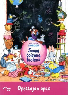 Seikkailujen lukukirja suomi toisena kielenä opettajan opas