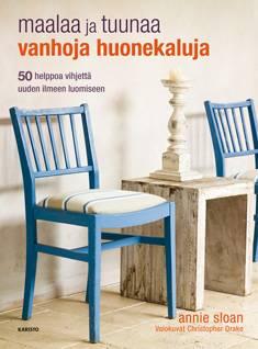 Maalaa ja tuunaa vanhoja huonekaluja