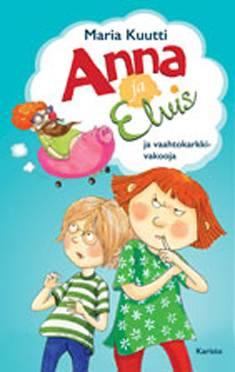 Anna ja Elvis ja vaahtokarkkivakooja