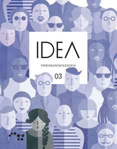 Idea 3 Yhteiskuntafilosofia