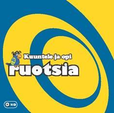 Kuuntele ja opi ruotsia (10 cd)
