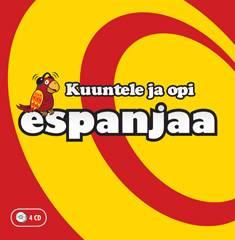 Kuuntele ja opi espanjaa CD