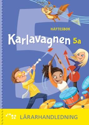 Karlavagnen 5a häftesbok lärarhandledning