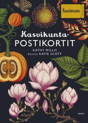 Kasvikunta-postikortit