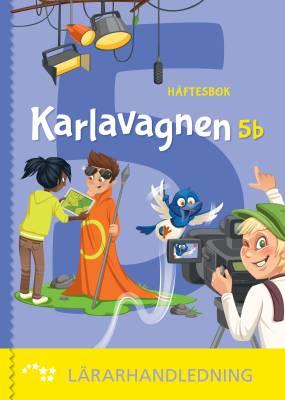 Karlavagnen 5b häftesbok lärarhandledning