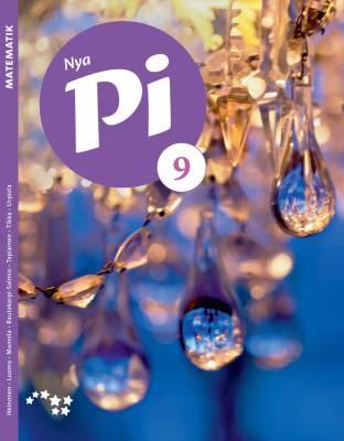 Nya Pi 9 matematik (GLP16)