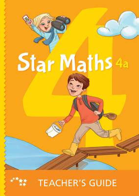 Star Maths 4a Teacher's guide