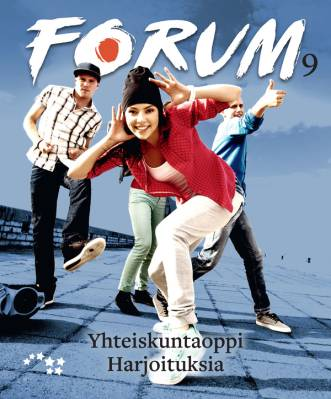 Forum 9 Yhteiskuntaoppi harjoituksia (OPS16)
