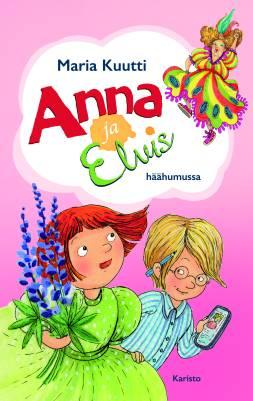 Anna ja Elvis häähumussa