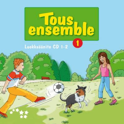 Tous ensemble luokkaäänite CD