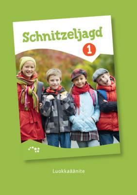Schnitzeljagd 1 luokkaäänite (cd)