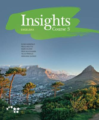 Insights Course 3 Engelska