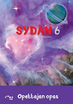 Sydän 6 uskonto opettajan opas (+CD)