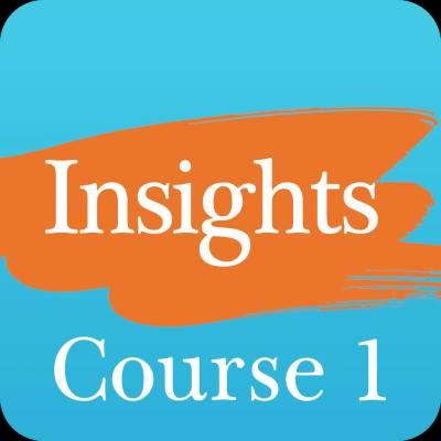 Insights 1 digikirja 6 kk ONL