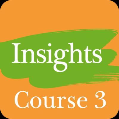 Insights 3 digikirja 48 kk ONL