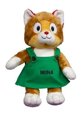Miina-pehmolelu