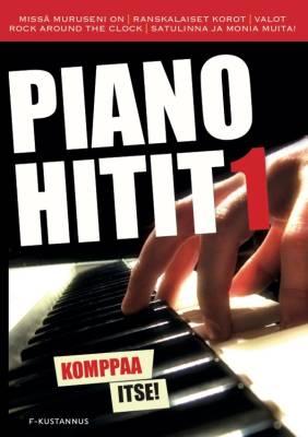 Pianohitit 1 POD