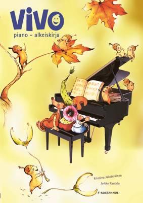 Vivo piano - alkeiskirja