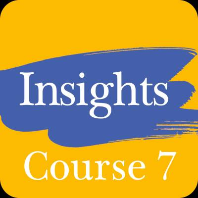Insights 7 digikirja 6 kk ONL