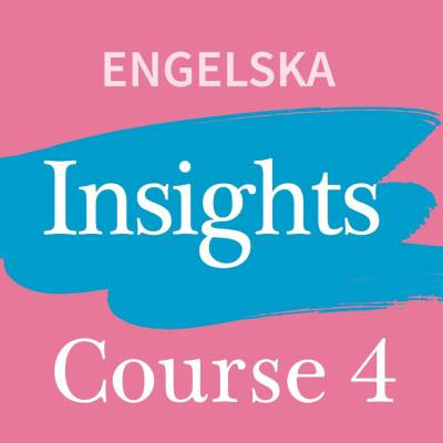 Insights Course 4 digibok 6 mån ONL