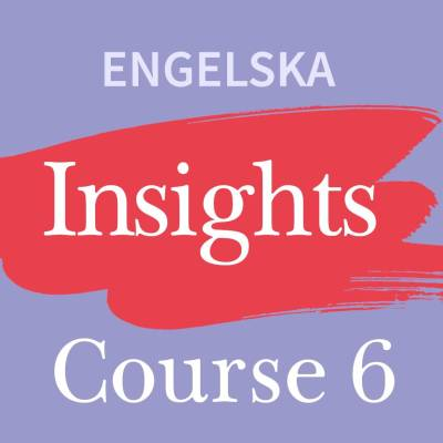 Insights Course 6 digibok 6 mån ONL