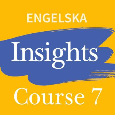 Insights Course 7 digibok 6 mån ONL