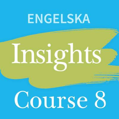 Insights Course 8 digibok 6 mån ONL