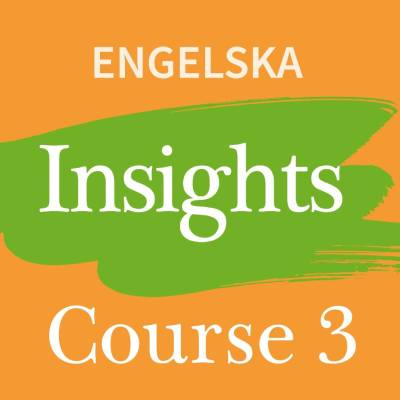 Insights Course 3 digibok 48 mån ONL