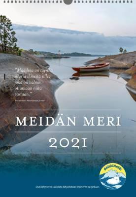 Meidän meri -kalenteri 2021