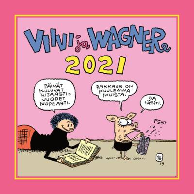 Viivi ja Wagner 2021